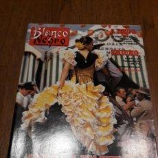 Coleccionismo de Revista Blanco y Negro: REVISTA BLANCO Y NEGRO N° 3590 .1988 .SEVILLA EN FERIA . JOSELITO . IBAÑEZ SERRADOR .. Lote 223843852