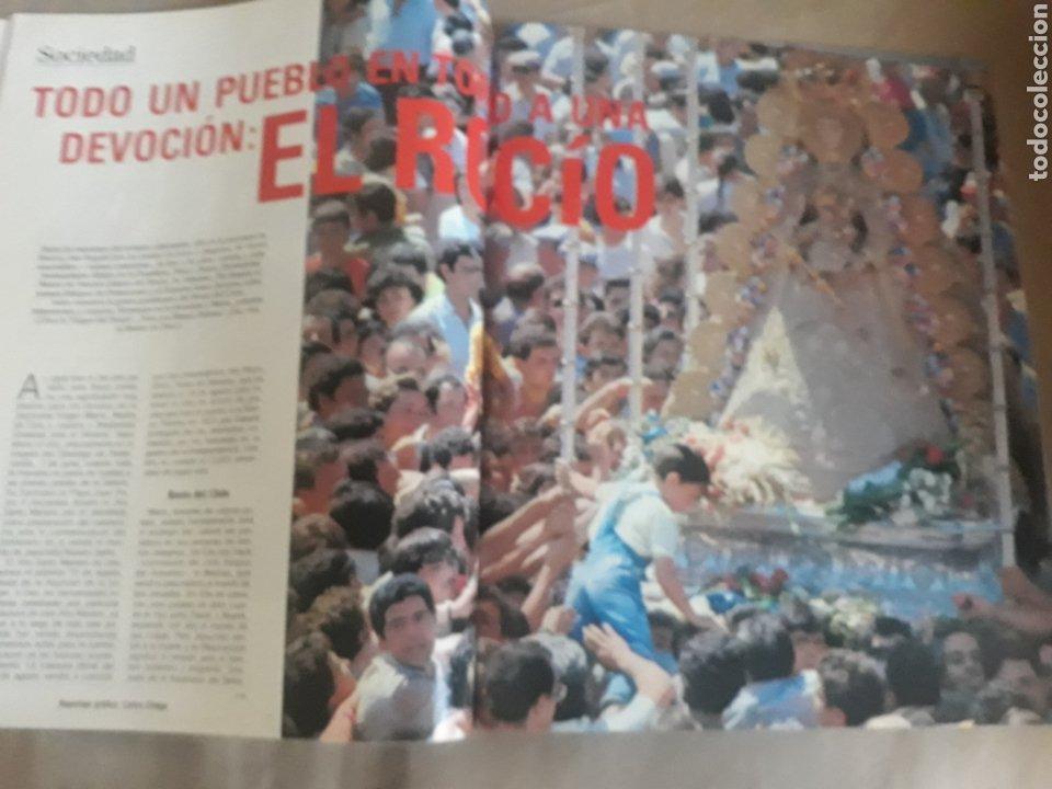 Coleccionismo de Revista Blanco y Negro: REVISTA BLANCO Y NEGRO N° 3595 .1988. LOQUILLO . EL ROCIO . JULIO ANGUITA - Foto 2 - 223932753