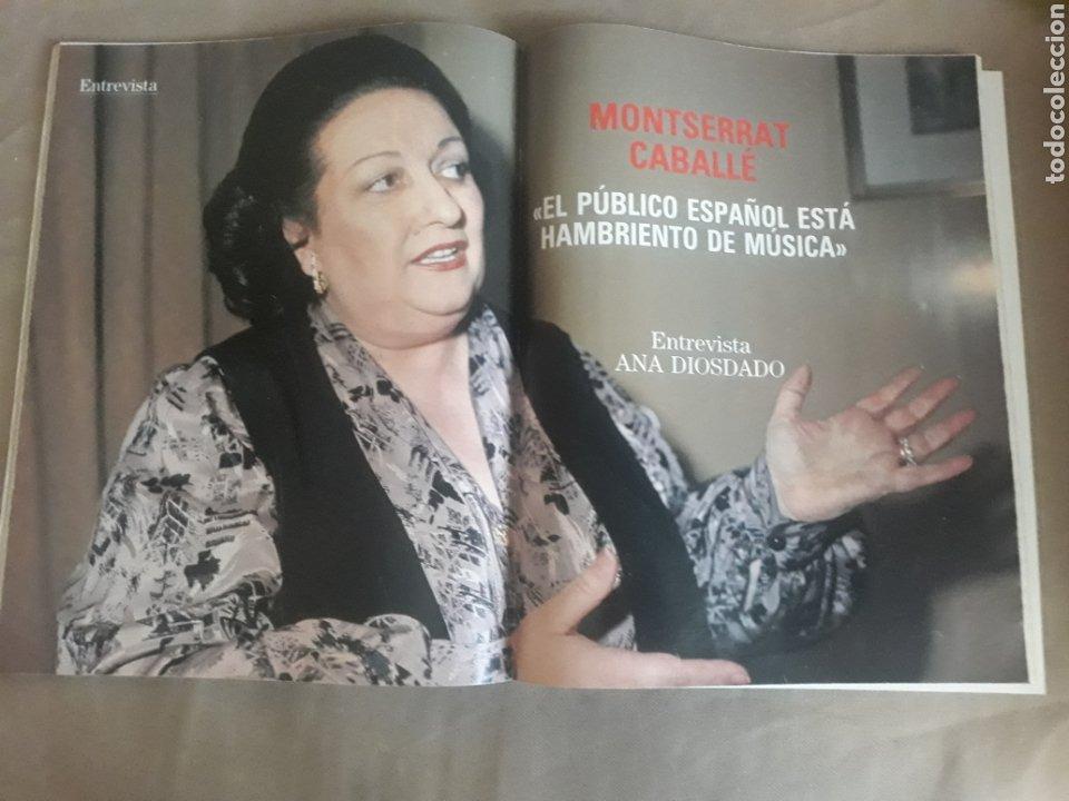 Coleccionismo de Revista Blanco y Negro: REVISTA BLANCO Y NEGRO N°3596. 1988 ELECCIONES CATALANAS. PEDRO ALMODÓVAR. MONTSERRAT CABALLE - Foto 5 - 223933388