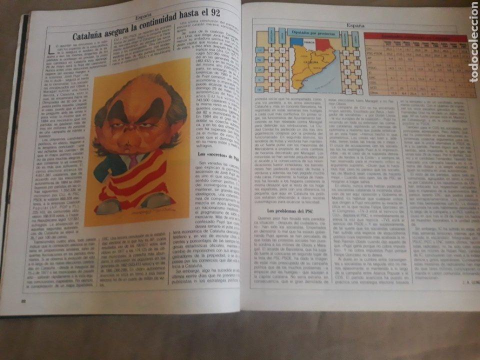 Coleccionismo de Revista Blanco y Negro: REVISTA BLANCO Y NEGRO N°3596. 1988 ELECCIONES CATALANAS. PEDRO ALMODÓVAR. MONTSERRAT CABALLE - Foto 6 - 223933388
