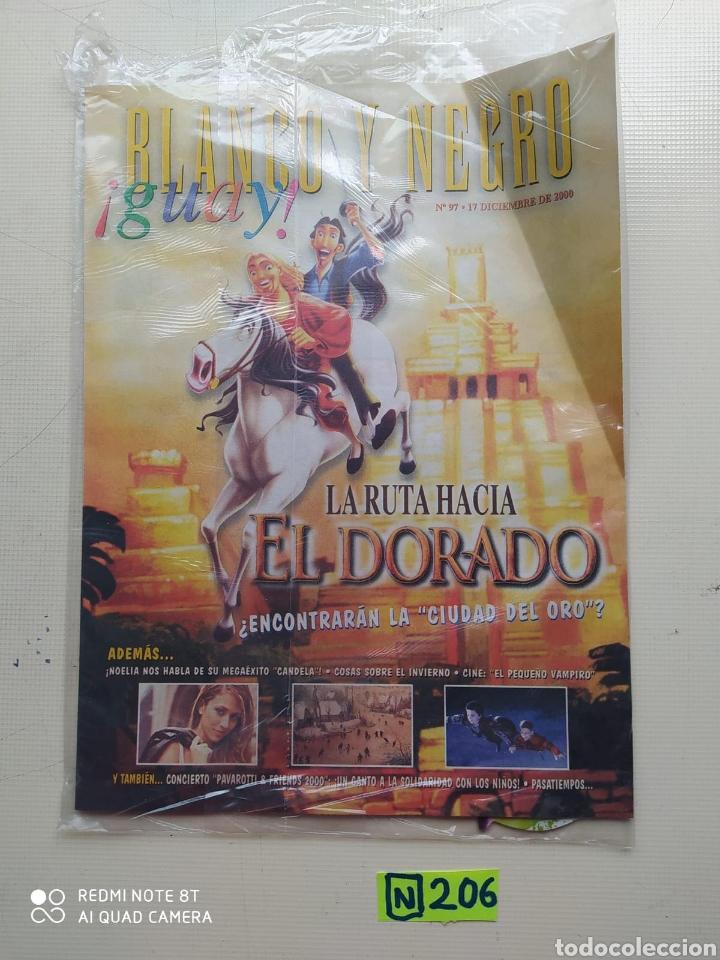 BLANCO Y NEGRO (Coleccionismo - Revistas y Periódicos Modernos (a partir de 1.940) - Blanco y Negro)