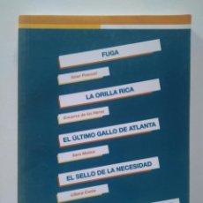 Coleccionismo de Revista Blanco y Negro: ITZIAR PACUAL, ENCARNA DE LAS HERAS, SARA MOLINA, LILIANA COSTA. NUEVO TEATRO ESPAÑOL 15. Lote 229018005