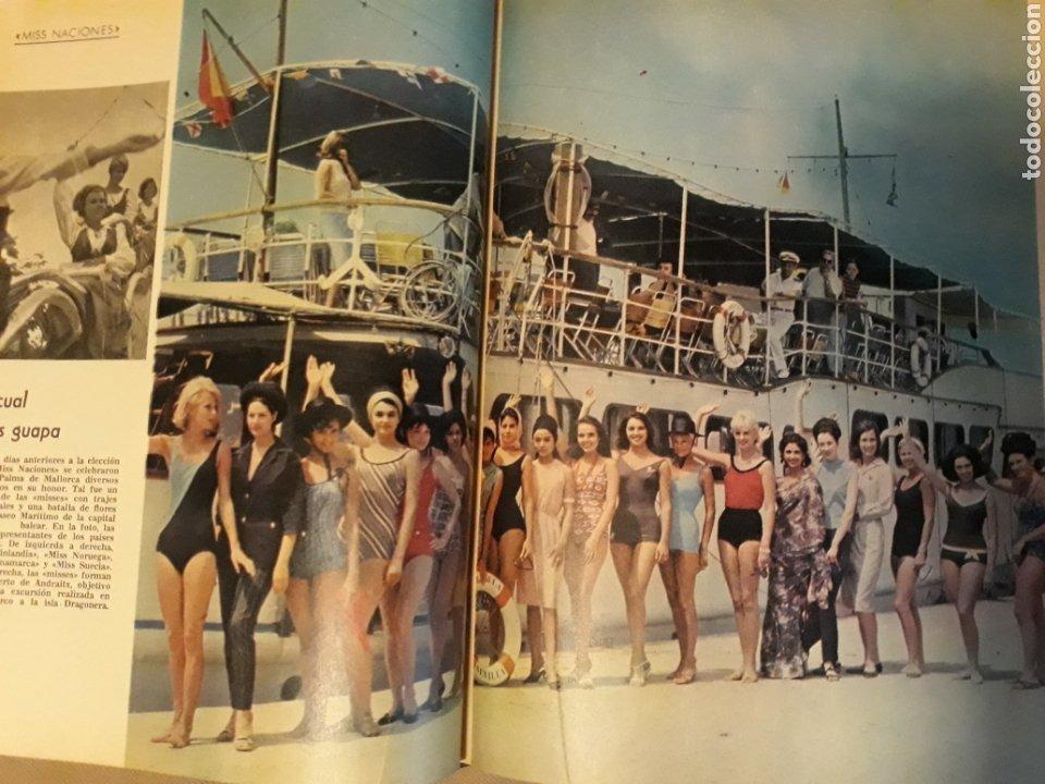 Coleccionismo de Revista Blanco y Negro: REPORTAJE DEL CONCURSO MISS NACIONES . AÑO1964 CELEBRADO EN PALMA DE MALLORCA .10 PÁGINAS - Foto 3 - 230013930