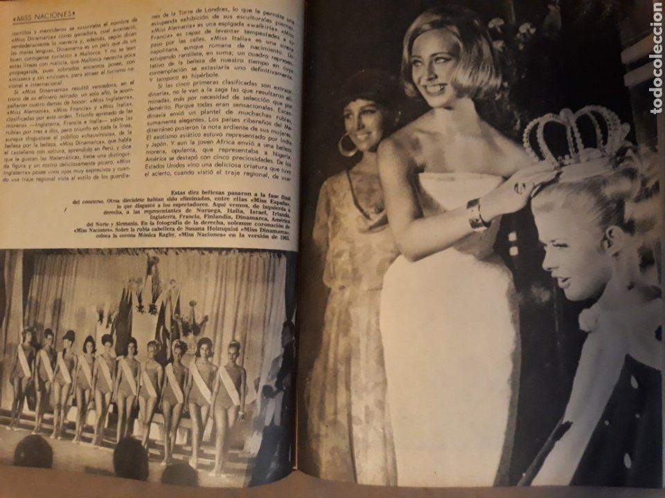Coleccionismo de Revista Blanco y Negro: REPORTAJE DEL CONCURSO MISS NACIONES . AÑO1964 CELEBRADO EN PALMA DE MALLORCA .10 PÁGINAS - Foto 4 - 230013930