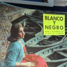 Coleccionismo de Revista Blanco y Negro: REVISTA BLANCO Y NEGRO Nº 2476 - OCTUBRE 1959 LUNIK III.. Lote 233858025