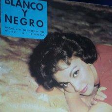 Coleccionismo de Revista Blanco y Negro: REVISTA BLANCO Y NEGRO Nº 2433- DICIEMBRE 1958. LA VIDA Y ARTE DE PAQUITO RICO. Lote 233859075