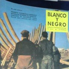 Coleccionismo de Revista Blanco y Negro: REVISTA BLANCO Y NEGRO Nº 2416- 23 DE AGOSTO 1958. NAUTILUS. Lote 233859325