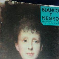 Coleccionismo de Revista Blanco y Negro: REVISTA BLANCO Y NEGRO Nº 2416- 1958 DOÑA MARÍA CRISTINA DE AUSTRIA DE MELCHOR FERNÁNDEZ ALMAGRO. Lote 233859885