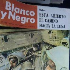 Collectionnisme de Magazine Blanco y Negro: REVISTA BLANCO Y NEGRO Nº 2784 - 1965 ABIERTO EL CAMINO HACIA LA LUNA. LE CORBUSIER. HAHITÍ. Lote 233863925