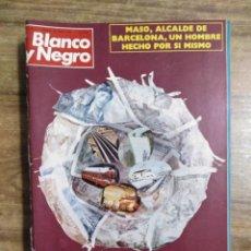 Coleccionismo de Revista Blanco y Negro: MFF.- REVISTA BLANCO Y NEGRO.- Nº 3191 DE 30 JUNIO 1973.- ANA BELEN, UNA MUJER QUE VA.-. Lote 234390125