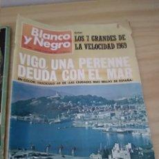 Coleccionismo de Revista Blanco y Negro: 3 REVISTAS BLANCO Y NEGRO 1969, 1973. Lote 234892020