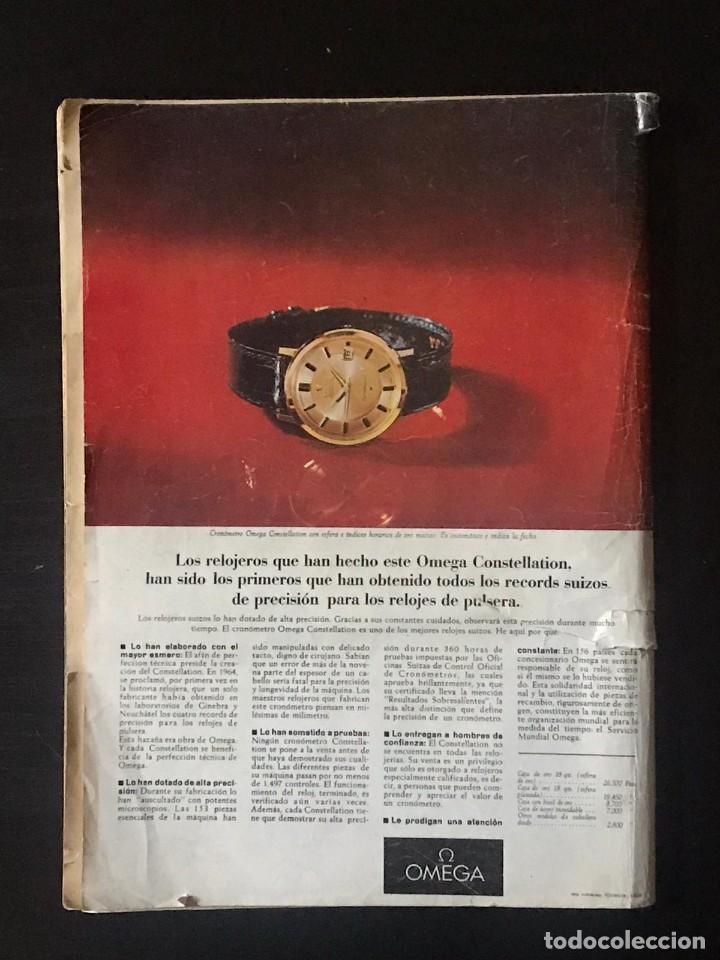 Coleccionismo de Revista Blanco y Negro: REVISTA BLANCO Y NEGRO Nº 2812 DEL 26 DE MARZO DE 1966 - Foto 3 - 235814280