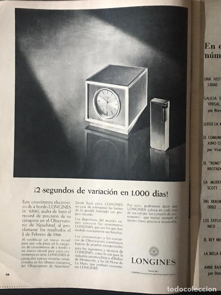 Coleccionismo de Revista Blanco y Negro: REVISTA BLANCO Y NEGRO Nº 2812 DEL 26 DE MARZO DE 1966 - Foto 5 - 235814280