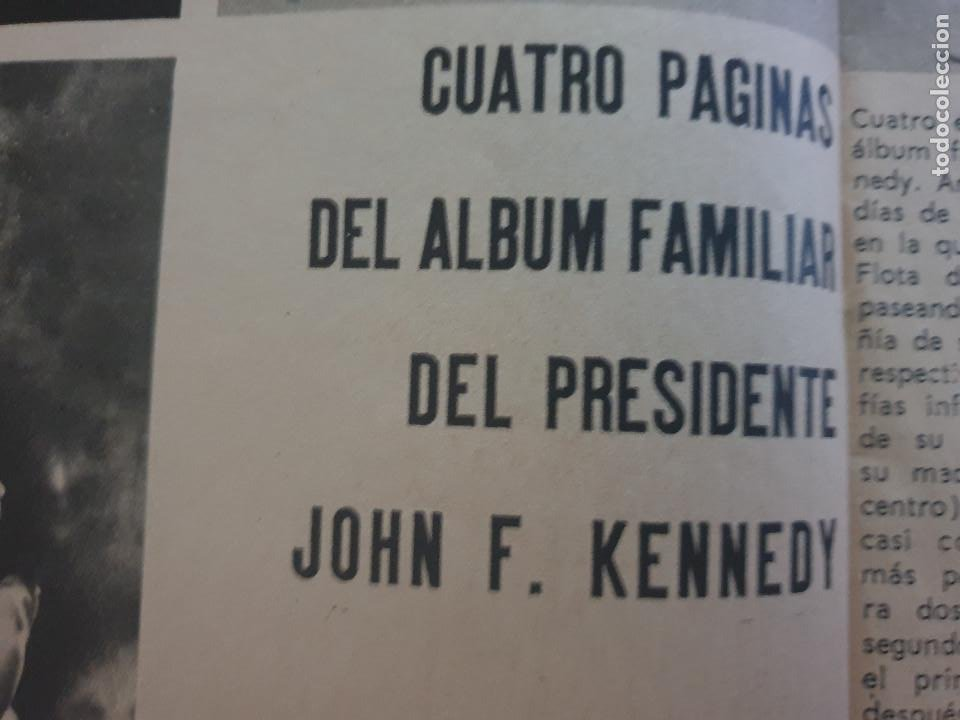 Coleccionismo de Revista Blanco y Negro: BLANCO Y NEGRO REVISTA Nº 2695 MADRID, 27 DE NOVIEMBRE 1965_ESPAÑA EN PUERTO RICO. DRAMA EN CARIBE. - Foto 3 - 237634870