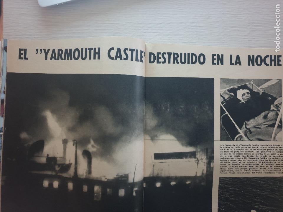 Coleccionismo de Revista Blanco y Negro: BLANCO Y NEGRO REVISTA Nº 2695 MADRID, 27 DE NOVIEMBRE 1965_ESPAÑA EN PUERTO RICO. DRAMA EN CARIBE. - Foto 8 - 237634870