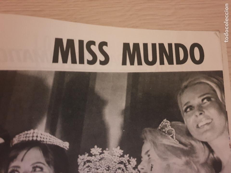 Coleccionismo de Revista Blanco y Negro: BLANCO Y NEGRO REVISTA Nº 2695 MADRID, 27 DE NOVIEMBRE 1965_ESPAÑA EN PUERTO RICO. DRAMA EN CARIBE. - Foto 9 - 237634870