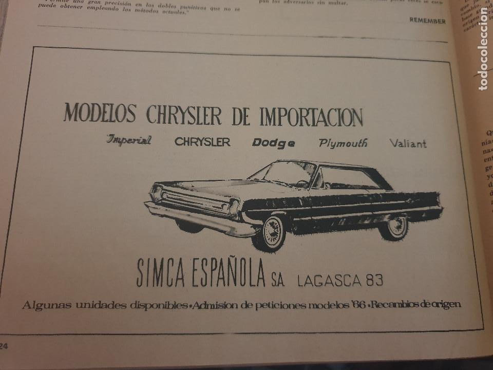 Coleccionismo de Revista Blanco y Negro: BLANCO Y NEGRO REVISTA Nº 2695 MADRID, 27 DE NOVIEMBRE 1965_ESPAÑA EN PUERTO RICO. DRAMA EN CARIBE. - Foto 11 - 237634870