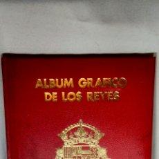 Coleccionismo de Revista Blanco y Negro: ALBUM GRÁFICO DE LOS REYES , ALFONSO 13. Lote 239479120