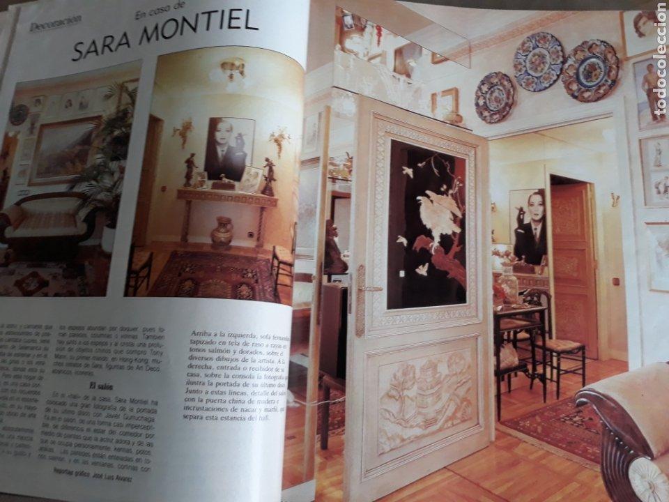 Coleccionismo de Revista Blanco y Negro: REVISTA AÑO 1988 . PEDRO ALMODÓVAR- SARA MONTIEL - DAVID SUMMERS - WHITNEY HOUSTON . VER SUMARIO. - Foto 2 - 241022280