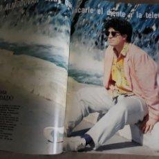 Coleccionismo de Revista Blanco y Negro: REVISTA AÑO 1988 . PEDRO ALMODÓVAR- SARA MONTIEL - DAVID SUMMERS - WHITNEY HOUSTON . VER SUMARIO.. Lote 241022280