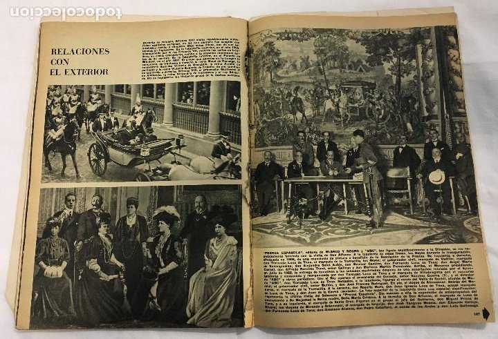Coleccionismo de Revista Blanco y Negro: REVISTA BLANCO Y NEGRO. AÑO 1966. NUMERO 2808. 25 ANIVERSARIO DE LA MUERTE DE ALFONSO XIII - Foto 4 - 243526085