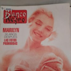 Coleccionismo de Revista Blanco y Negro: 46494 - REVISTA BLANCO Y NEGRO - Nº 3814 - EN PORTADA MARILYN. Lote 243536390