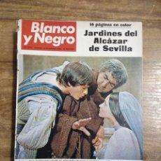 Coleccionismo de Revista Blanco y Negro: MFF.- REVISTA BLANCO Y NEGRO.- Nº 2954 DE 14 DICIEMBRE 1968.- ROMEO Y JULIETA, UN DRAMA SIEMPRE. Lote 243652480