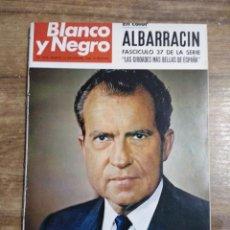 Coleccionismo de Revista Blanco y Negro: MFF.- REVISTA BLANCO Y NEGRO.- Nº 2950 DE 16 NOVIEMBRE 1968.- GUINEA, NUEVA HIJA DE ESPAÑA. (Y 3).. Lote 243659215