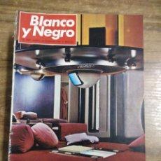 Coleccionismo de Revista Blanco y Negro: MFF.- REVISTA BLANCO Y NEGRO.- Nº 3007 DE 20 DICIEMBRE 1969.- LOS RELATOS DEL APOLO 12. CONRAD, BEAN. Lote 245466785