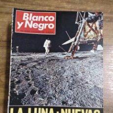 Coleccionismo de Revista Blanco y Negro: MFF.- REVISTA BLANCO Y NEGRO.- Nº 3006 DE 13 DICIEMBRE 1969.- EXPOSICIONES DEL CASON DEL RETIRO: EL. Lote 245468915