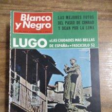 Coleccionismo de Revista Blanco y Negro: MFF.- REVISTA BLANCO Y NEGRO.- Nº 3005 DE 6 DICIEMBRE 1969.- APOLO 12: LA LUNA YA ES ALGO FAMILIAR.-. Lote 245471715