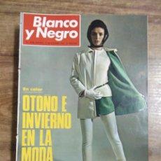 Coleccionismo de Revista Blanco y Negro: MFF.- REVISTA BLANCO Y NEGRO.- Nº 3002 DE 15 NOVIEMBRE 1969.- WATERLOO VUELVE A SUCEDER EN LAS. Lote 245477565