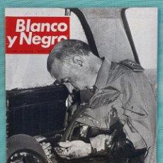 Coleccionismo de Revista Blanco y Negro: REVISTA BLANCO Y NEGRO 1978 - Nº3456 - CRIMEN Y PROVOCACIÓN. Lote 245486420