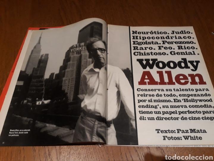 Coleccionismo de Revista Blanco y Negro: REVISTA 2002 . WOODY ALLEN - VICENTE FERRER - MUNDIAL DE FUTBOL 2002. EL FUTBOL DE OTROS MUNDOS - Foto 3 - 246088270