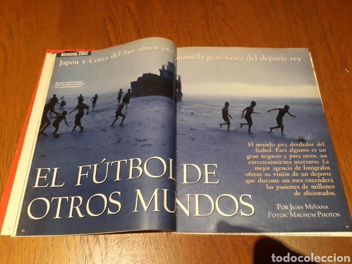 Coleccionismo de Revista Blanco y Negro: REVISTA 2002 . WOODY ALLEN - VICENTE FERRER - MUNDIAL DE FUTBOL 2002. EL FUTBOL DE OTROS MUNDOS - Foto 10 - 246088270