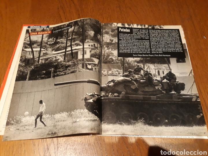 Coleccionismo de Revista Blanco y Negro: REVISTA 2002 . WOODY ALLEN - VICENTE FERRER - MUNDIAL DE FUTBOL 2002. EL FUTBOL DE OTROS MUNDOS - Foto 14 - 246088270