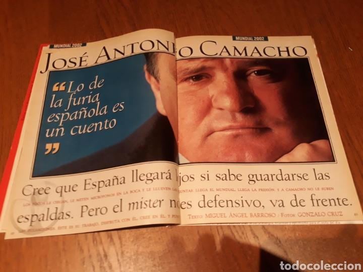 Coleccionismo de Revista Blanco y Negro: REVISTA 2002 . WOODY ALLEN - VICENTE FERRER - MUNDIAL DE FUTBOL 2002. EL FUTBOL DE OTROS MUNDOS - Foto 15 - 246088270
