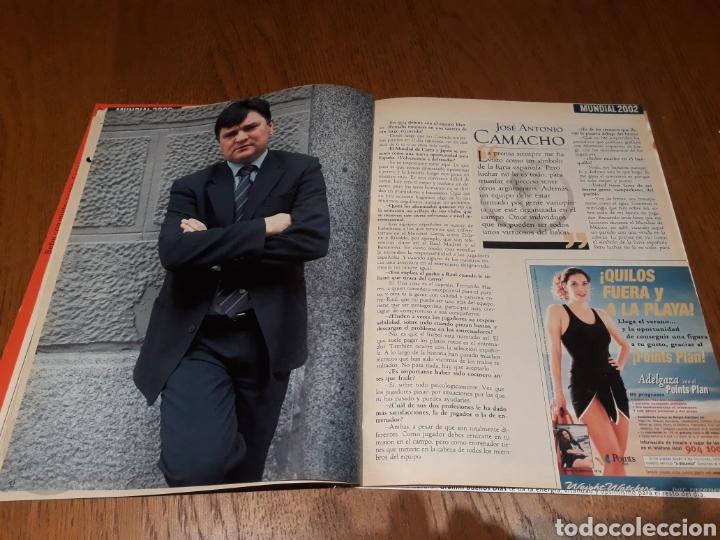 Coleccionismo de Revista Blanco y Negro: REVISTA 2002 . WOODY ALLEN - VICENTE FERRER - MUNDIAL DE FUTBOL 2002. EL FUTBOL DE OTROS MUNDOS - Foto 16 - 246088270