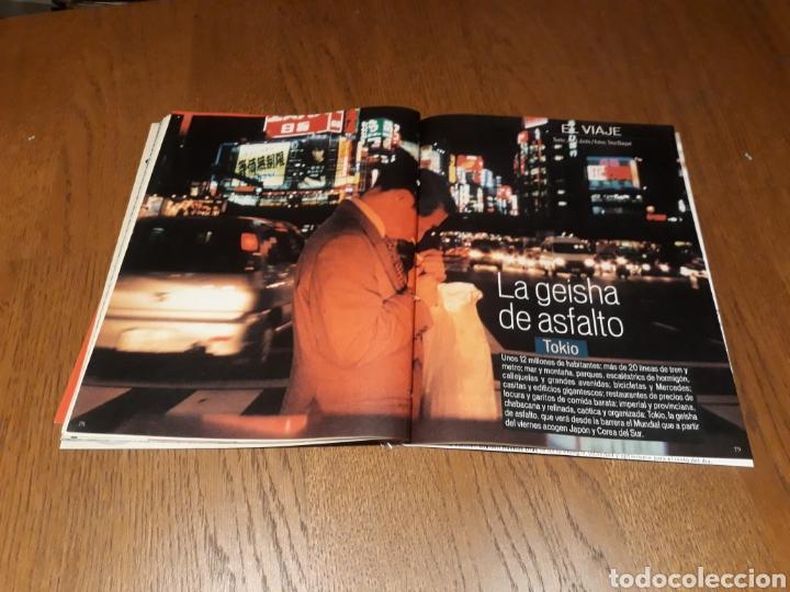 Coleccionismo de Revista Blanco y Negro: REVISTA 2002 . WOODY ALLEN - VICENTE FERRER - MUNDIAL DE FUTBOL 2002. EL FUTBOL DE OTROS MUNDOS - Foto 17 - 246088270