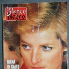 Coleccionismo de Revista Blanco y Negro: BLANCO Y NEGRO 3712 1990 DIANA, SILVIA ESPIGADO, MARILYN MONROE, CALVO-SOTELO, RUDOLF NUREYEV.. Lote 246131495