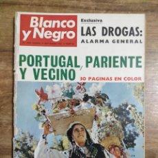 Coleccionismo de Revista Blanco y Negro: MFF.- REVISTA BLANCO Y NEGRO.- Nº 2995 DE 27 SEPTIEMBRE 1969.- JEREZ: LAS FIESTAS DEL VINO NUEVO. LA. Lote 246320480