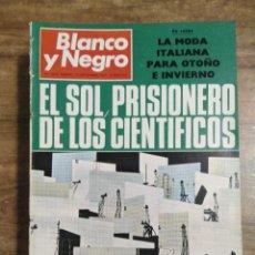 Coleccionismo de Revista Blanco y Negro: MFF.- REVISTA BLANCO Y NEGRO.- Nº 2993 DE 13 SEPTIEMBRE 1969.- TRAMPA PARA EL SOL EN LOS PIRINEOS.. Lote 246325075