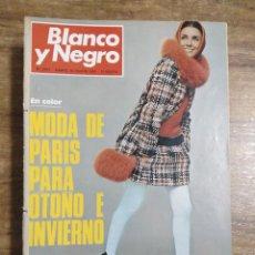 Coleccionismo de Revista Blanco y Negro: MFF.- REVISTA BLANCO Y NEGRO.- Nº 2991 DE 30 AGOSTO 1969.- CAMBRIDGE, VENCEDOR DE LAS REGATAS DEL. Lote 246328770