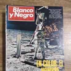 Coleccionismo de Revista Blanco y Negro: MFF.- REVISTA BLANCO Y NEGRO.- Nº 2989 DE 16 AGOSTO 1969.- LA LUNA: LO QUE NO VIMOS POR TELEVISION.. Lote 246332195