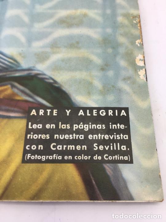 Coleccionismo de Revista Blanco y Negro: REVISTA BLANCO Y NEGRO Nº 2429 1958, CARMEN SEVILLA, ARTE Y ALEGRIA - Foto 4 - 246662525