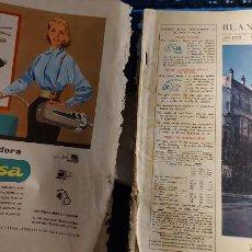 Coleccionismo de Revista Blanco y Negro: REVISTA BLANCO Y NEGRO JULIO 1959 -PAOLA Y ALBERTO EN ESPAÑA-. Lote 248634020