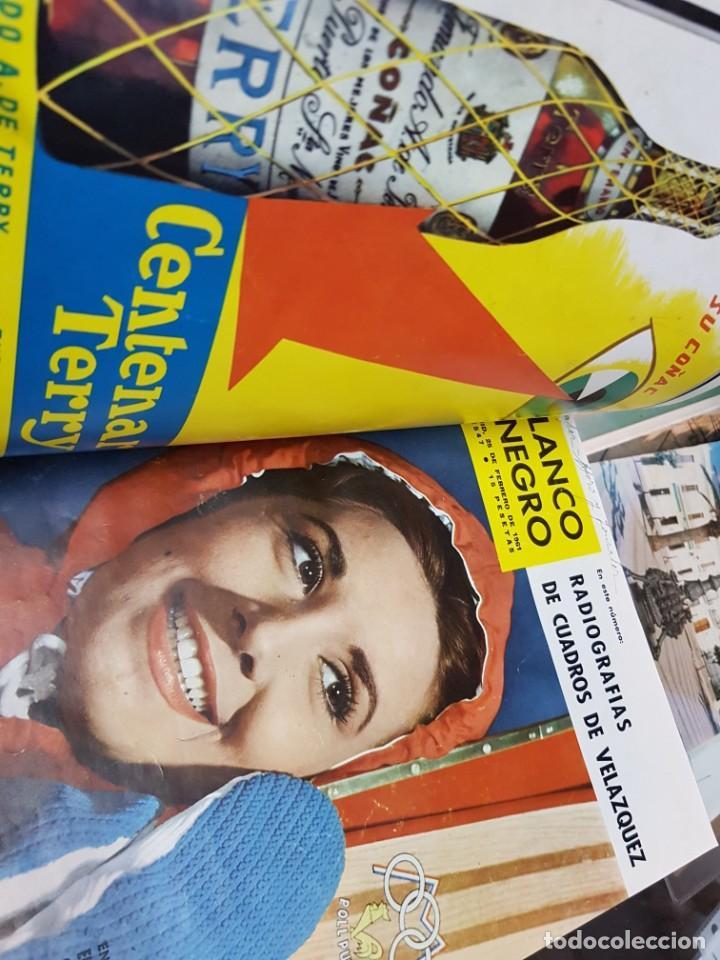 Coleccionismo de Revista Blanco y Negro: ANTIGUAS REVISTAS BLANCO Y NEGRO AÑOS 60 - Foto 6 - 250167300