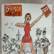 Coleccionismo de Revista Blanco y Negro: REVISTA BLANCO Y NEGRO ANIVERSARIO 100 AÑOS Nº3750 SEMINARIO DE ABC 12 MAYO 1991 28X23CMS. Lote 251839415