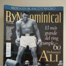 Colecionismo de Revistas Preto e Branco: B Y N DOMINICAL Nº 66 DE 3/02/2002. Lote 252969165