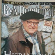 Coleccionismo de Revista Blanco y Negro: REVISTA B Y N DOMINICAL Nº 74 DE 31/03/2002. Lote 252969840